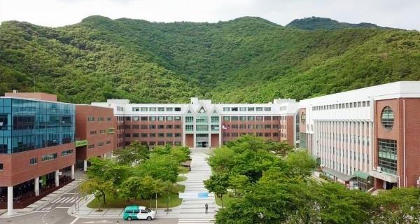 김포대학교 전경