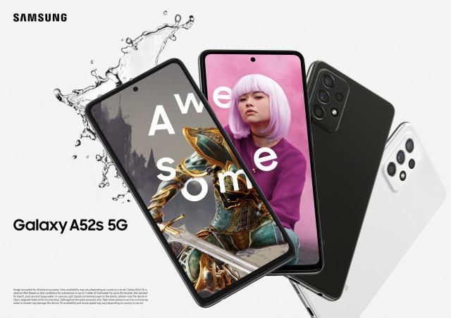 삼성전자가 출시하는 갤럭시 A52s 5G
