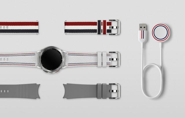삼성 갤럭시 워치4 클래식 톰브라운 에디션