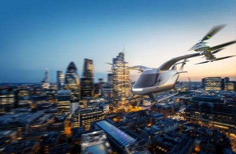 야사 분사 기업 에볼리토, 초고성능 및 경량 전기 모터로 항공우주 전기화 가속