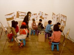 어린이를 위한 덕수궁미술관 미술 체험활동 운영  뉴스와이어