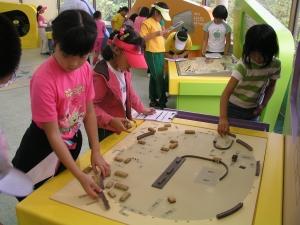 어린이올레 (사진제공: 국립제주박물관)