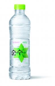 코카-콜라 휘오 순수 (사진제공: 한국코카콜라)