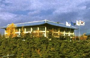 KUKKIWON  World Taekwondo Headquarters (사진제공: 태권도명예의전당)