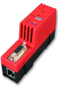 경제형 산업용 게이트웨이 Hilscher NetTAP50 모델 (사진제공: 힐셔코리아)