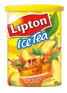 립톤 아이스티 믹스-복숭아(810g) (사진제공: 유니레버코리아)