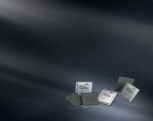 삼성전자가 업계 최초로 차세대 Cortex-A15를 탑재한 2.0GHz(기가헤르츠) 고성능 듀얼코어  모바일AP 'Exynos 5250'을 개발했다. 'Exynos 5250'은 32나노 저전력 HKMG(하이-케이 메탈 게이트,High-K Metal Gate) 공정을 적용했으며, 기존 Cortex-A9 기반의 1.5GHz 듀얼코어 제품에 비해 CPU 성능이 약 2배 향상됐다. (사진제공: 삼성전자)