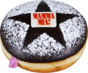 크리스피 크림 도넛, '맘마미아 도넛' (사진제공: 롯데리아)