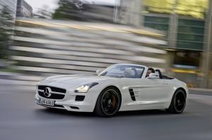 메르세데스-벤츠 The new SLS AMG Roadster (사진제공: 메르세데스벤츠 코리아)