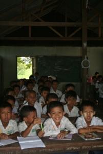 월드쉐어 <미얀마 방과후교실> (사진제공: 월드쉐어)