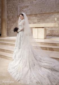 이은희 결혼식 현장(촬영: 케이티 김 / 사진제공: 써니플랜) (사진제공: 써니플랜)