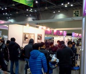 25일(일) 행사마지막날 전시중 현장판매 진행중 (사진제공: 네오픽스코리아)