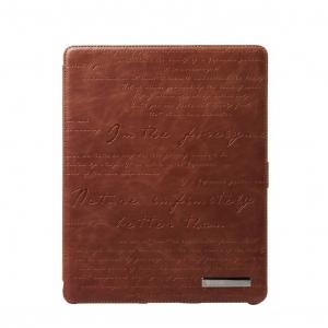 노블 레터링 다이어리 케이스(Noble Lettering Diary) (사진제공: 제누스)