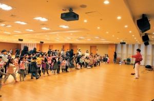 연세중앙교회 태글리쉬 학습 130여명 참여 인기리 진행 (사진제공: 태글리쉬)