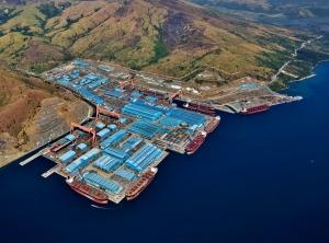 한진중공업 수빅조선소 (사진제공: 한진중공업)
