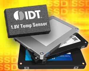 IDT, SSD를 위한 높은 정확도의 저전력 온도 센서 (사진제공: 한국IDT)
