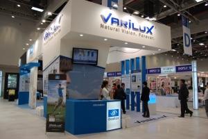 세계 1위 누진다초점렌즈 바리락스는 지난 18일부터 20일까지 아시아 최대 안경전시회 제11회 대구국제안경전(이하 디옵스)에 참가했다고 밝혔다. (사진제공: 에실로코리아)