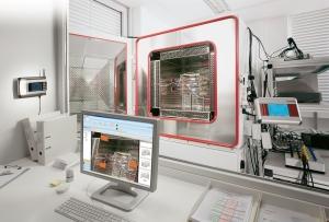 테스토 사베리스 시스템은 반도체 등 온습도에 민감한 정밀제품을 정확하고 편리하게 관리하는 가장 효과적이다. (사진제공: 테스토코리아)