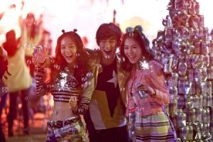 열정적인 청춘 문화를 대표하는 MT를 소재로 하는 김수현의 카스후레쉬 새로운 광고 영상이 화제를 모으고 있다. (사진제공: OB맥주)