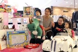현대백화점은 어린이날을 맞아 점포별로 다양한 상품 할인행사와 이벤트를 진행한다. (사진제공: 현대백화점)