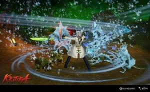 NHN 한게임, 초(超)액션 RPG '크리티카' (사진제공: 네이버)