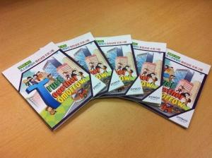 포스코는 협력 중소기업을 위한 동반성장 프로그램 안내서인 '만화로 보는 포스코패밀리 동반성장 프로그램'을 발간했다. (사진제공: 포스코)