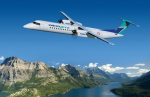 WestJet, Bombardier Q400 NextGen  