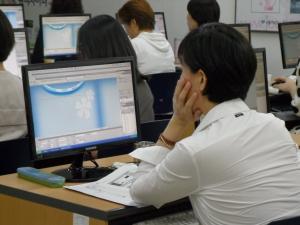 여성 유망직종 잡(job)아라…고학력 주부들의 재취업 유망직종 '2D 애니메이션 디지털 제작 전문가' (사진제공: 서울노원여성인력개발센터)
