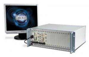 에어로플렉스의 PXI3000 원박스형 무선측정 솔루션 (사진제공: 누비콤)