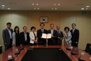 디지털서울문화예술대학교가 지난 9일 서울지방고용노동청과 관학 취업지원 협약을 체결했다. (사진제공: 디지털서울문화예술대학교)