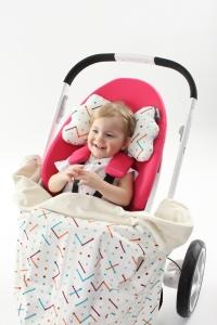 유아용품 전문브랜드 소르베베(www.sorbebe.co.kr)에서 데일리 오가닉 패턴 시리즈를 출시했다. (사진제공: 와이케이비앤씨)