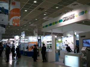 Automation World 2012 Exhibition in Korea