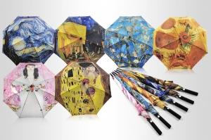 비오는 날 완소 레인패션소품, 명화골프우산 (사진제공: 베어월즈코리아)
