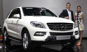 - ,  SUV The new M-Class
