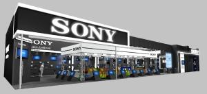 """소니코리아는 제 22회 국제 방송·음향·조명기기 전시회(KOBA2012)에 """"빌리브 비욘드 HD(Believe Beyond HD)"""" 라는 테마로 4K와 3D를 비롯해 방송장비 전체 라인업과 강화된 기술력을 선보인다. (사진제공: 소니코리아)"""