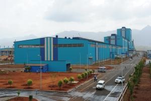 포스코 마하라슈트라 CGL 공장 전경 (사진제공: 포스코)