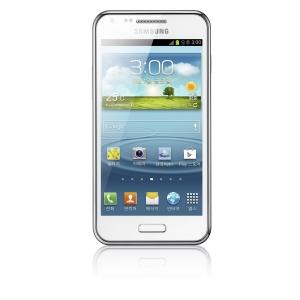 삼성전자가 4.3형 슈퍼아몰레드에 세련된 디자인을 갖춘 LTE 스마트폰 '갤럭시R 스타일'을 국내 3개 통신사를 통해 출시한다고 31일 밝혔다. (사진제공: 삼성전자)