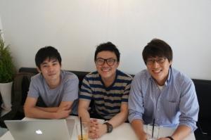 팀 바이어스 멤버, 윤명기, 황현승 대표, 조승희 (좌측부터) (사진제공: 바이어스코리아)