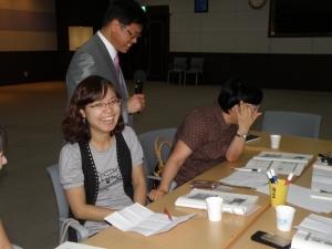 지난 13일 이천시청에서 가진 '이천시 홍보마케팅 어떻게 할 것인가' 교육장면 (사진제공: 에이플러스성공자치연구소)