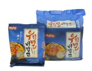 우리밀 비빔면 (사진제공: 아이쿱생협)