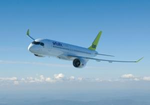 BA-CS300 (사진제공: Bombardier)