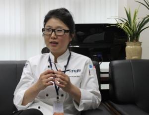 박선희 한국외식경제연구소 연구원 (사진제공: 에버리치에프앤비)
