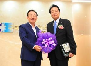 경북상공회의소협의회, 회장 이·취임식 개최 (사진제공: 경상북도청)