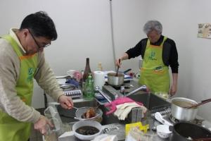 한국외식경제연구소 조리실습장 (사진제공: 에버리치에프앤비)