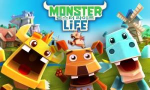 스마트폰 게임어플리케이션 몬스터 라이프(MONSTER LIFE) (사진제공: 게임로프트)