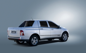 쌍용차, '코란도스포츠' MANIA 모델 (사진제공: 쌍용자동차)