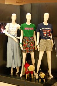 이색 티셔츠 브랜드 디자인레이스, '갤러리아 명품대전' 참가 (사진제공: 휴먼파워)
