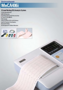 Medigate, launched the six-channel Electrocardiograph 'MeCA406i'