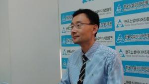 SNS마케팅전문가 한국소셜미디어진흥원  최재용 교수 (사진제공: 한국소셜미디어진흥원)