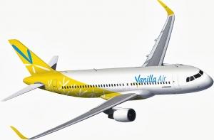 일본 국적의 저비용항공사(LCC)인 바닐라에어(www.vanilla-air.com)가 오는 3월1일부터 서울-도쿄노선에 신규 취항한다. (사진제공: 바닐라에어)